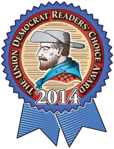 READERS CHOICE RIBBON 2014